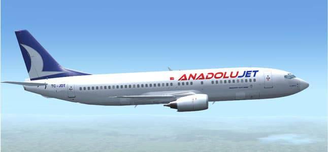 Bursa Anadolu Jet İletişim Bilgileri