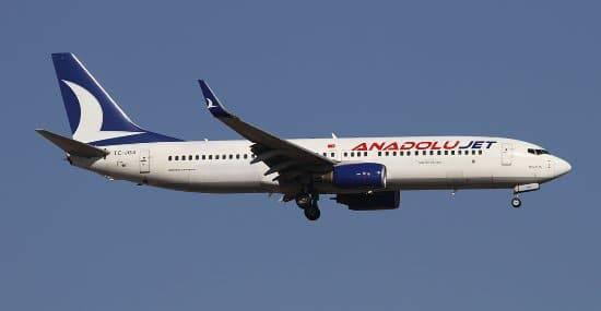 Kocaeli Anadolu Jet İletişim Bilgileri
