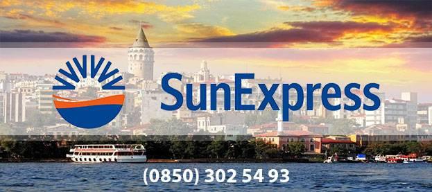 SunExpress İletişim